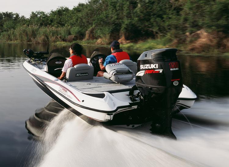 какая мощность двигателя для лодки пвх
