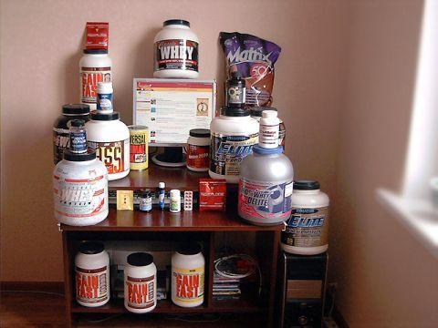 Спортивное питание Спортивное питание - это препараты, разработанные для...