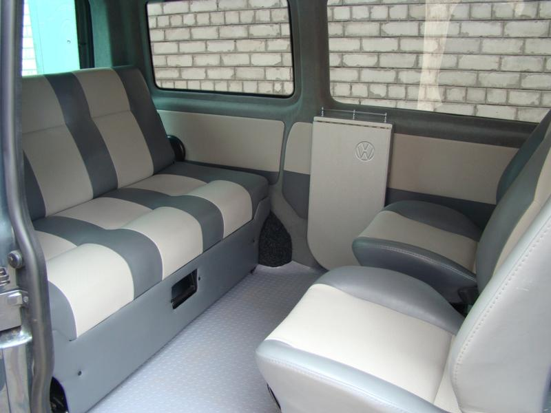 Как сделать салон микроавтобуса своими руками