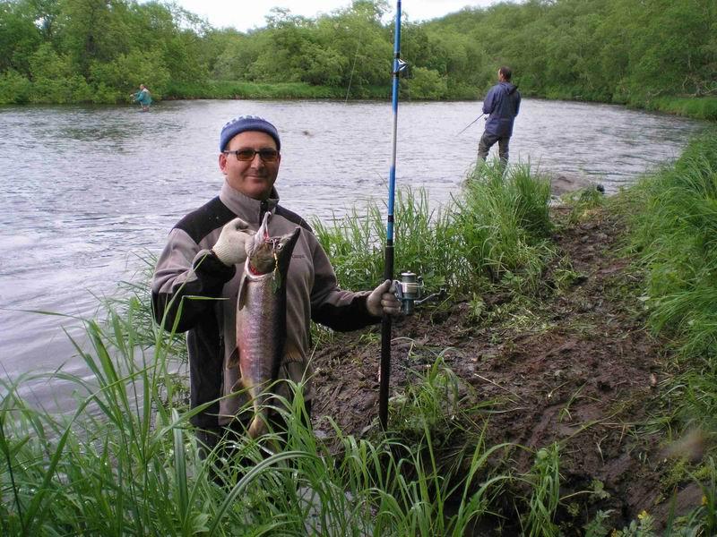 рыбалка в бурхино