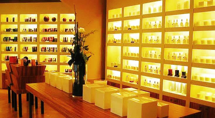Особенности мужской парфюмерии.