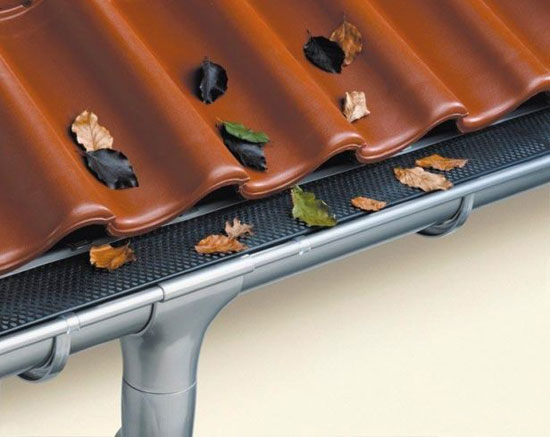 Стек с крыши для воды своими руками 21
